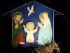 Lantin, crèches, Noël